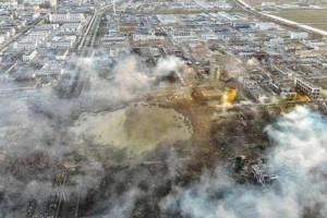 响水化工厂爆炸波及板厂 ,胶水价格飞涨