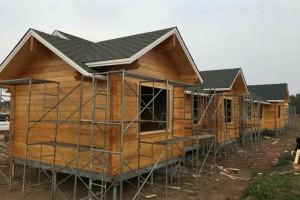木屋厂家  木屋多少钱一平方
