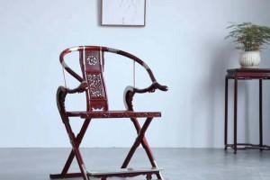 印度小叶紫檀交椅
