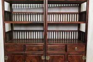 印度小叶紫檀书柜