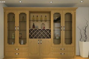 家里的酒柜怎样做才能突显品味?