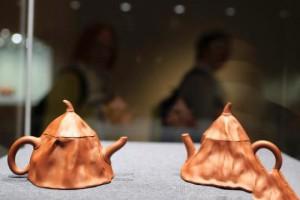 江苏雕刻艺术精品亮相中国美术馆 大师作品呈现技艺巅峰