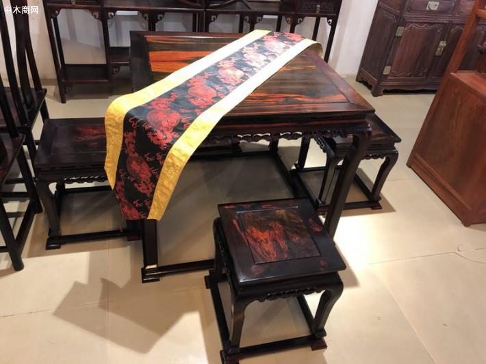 广西凭祥红木家具质量好吗?网上这样点评全国红木家具!