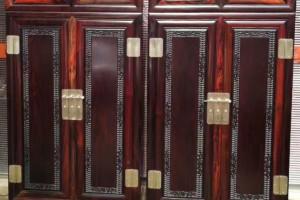 广西凭祥红木家具高清图片