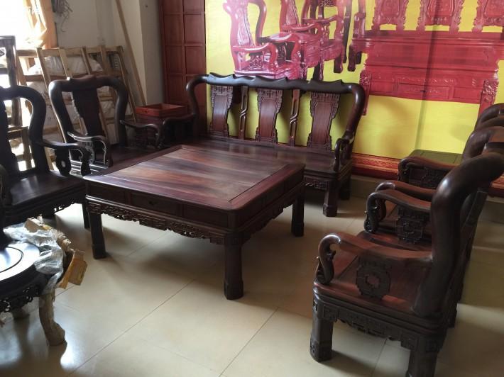 广西凭祥市匠心居红木家具店专业生产红木家具十大品牌企业