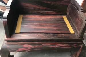 大红酸枝十件套宝座沙发红木家具厂家直销