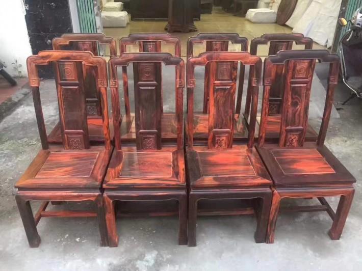 广西凭祥市浦寨龙之涵红木家具店专业生产大红酸枝十大红木家具品牌企业