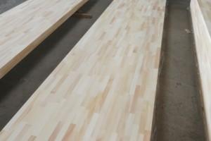 印尼松木拼板加工厂