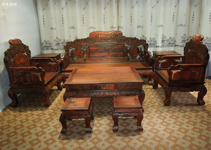 年年红古典家具怎么样?