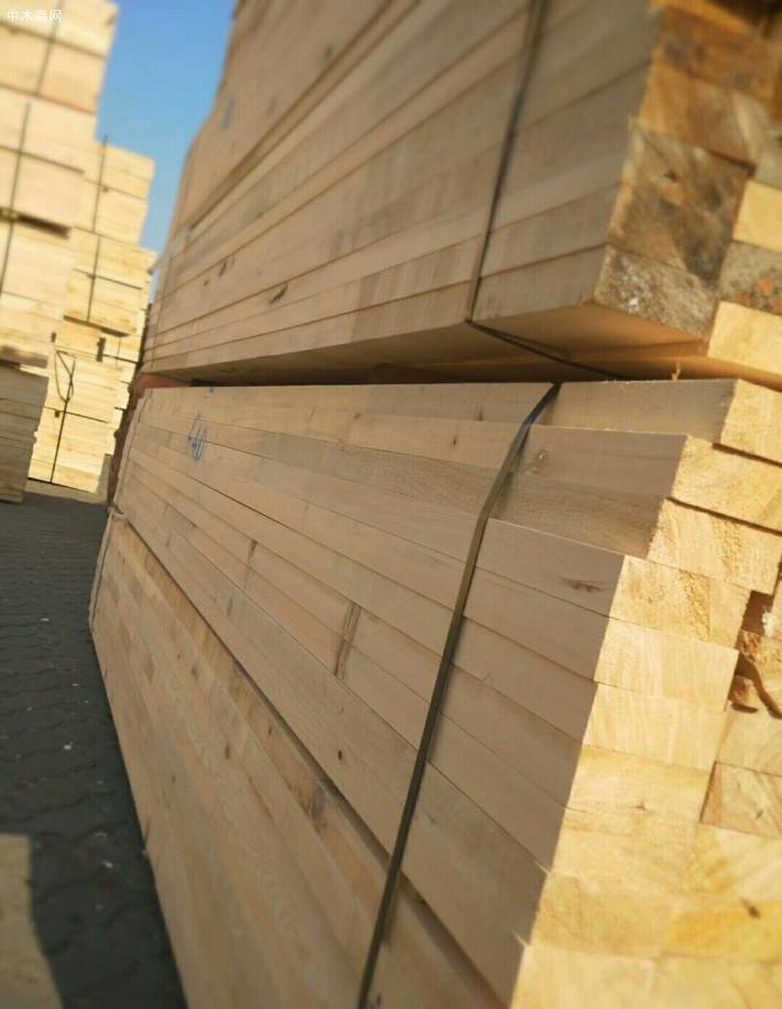 创秋木业是一家国内外优质建筑木方的木材加工企业