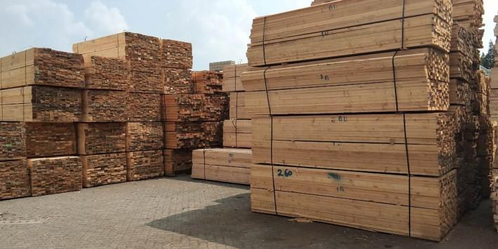 南阳木方价格建筑木方