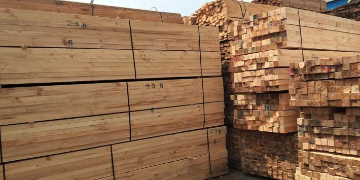 建筑木方的优点如下