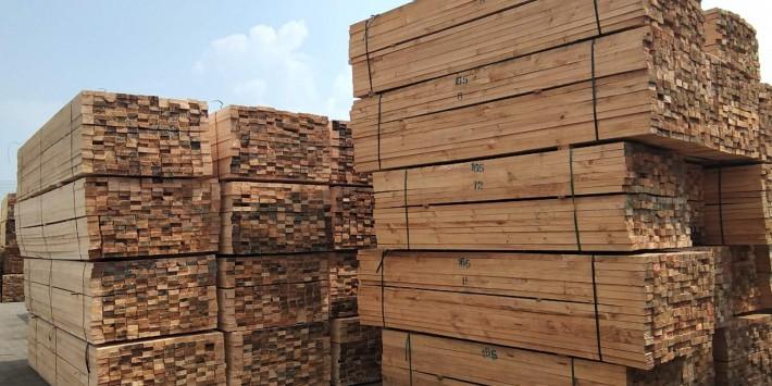 建筑木方,俗称为方木