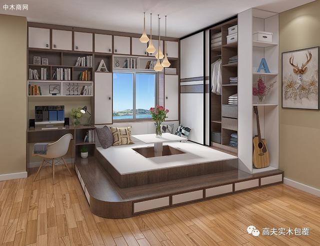今定制家居行业越来越重视设计