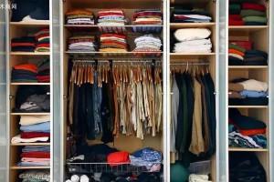 衣柜,如何做到收纳最实用?