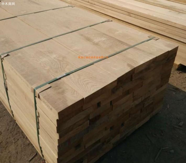 俄罗斯水曲柳木材市场价格行情_2019年04月11日