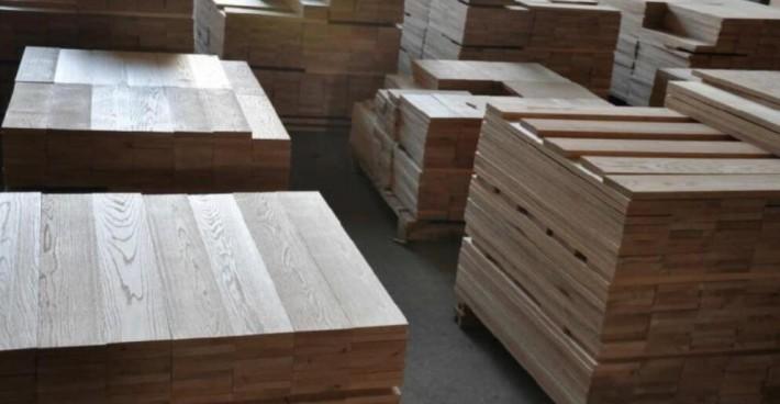 广东市场白橡木板材价格行情_2019年04月13日