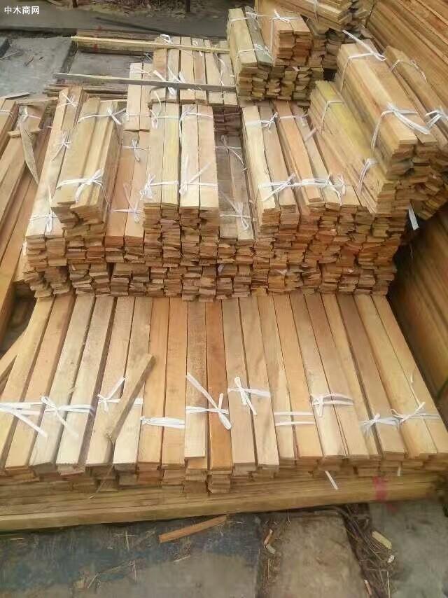 大量收购桉木包装条