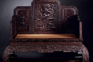 中木商网谈清式与紫檀家具