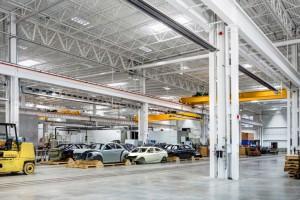 厂房装修、工装装修公司、工程装修公司