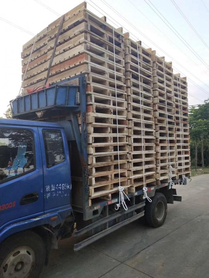 宜昌森缘木业有限公司专业生产出口木托盘包装