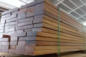 印尼菠萝格木板材批发