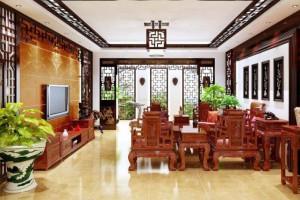 """中式古典风格家具 用古之艺术渲染现代""""色彩"""""""