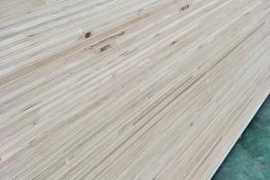 东北杨基材生态板高清实物图片