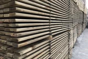 上海正山 厂家直销樟子松防腐木