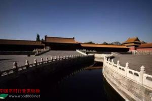 故宫里所有建筑形式大全!