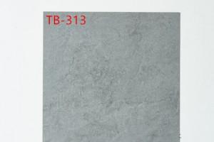 佛山批发石纹塑胶地板砖 酒楼餐厅食品专卖店防水PVC片材地板