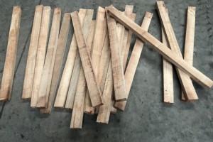 泰国橡胶木规格料35*65*1米