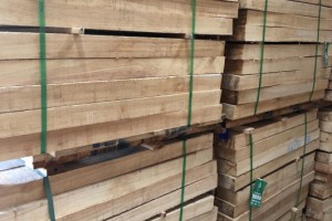 泰国橡胶木规格料