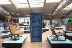 竹质家具能有多少可能性?世园会竹藤馆这个展给你答案