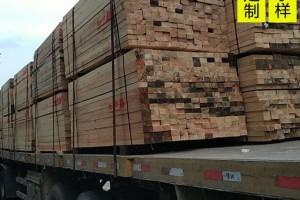 建筑木方 工地木方 大量优惠