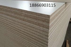 实木颗粒板免漆板生态板橱柜家具板工厂价格图片