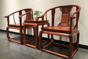 一套红木家具是怎么做出来的?