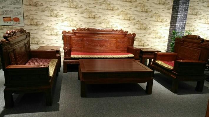 佛山年年红红木家具质量如何?