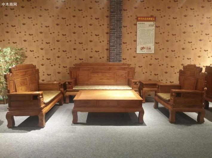 佛山年年红红木家具的优点?