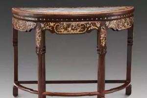 太师椅 屏风 中国古典家具,终于找全了!