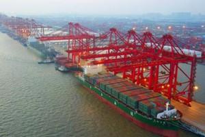 太仓港成为中国海路进口俄木材的第一大港