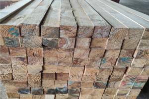 太仓辐射松实业辐射松建筑木方高清图片