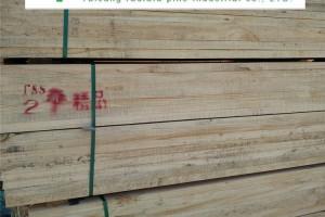 太仓市辐射松实业澳松建筑木方实物图片