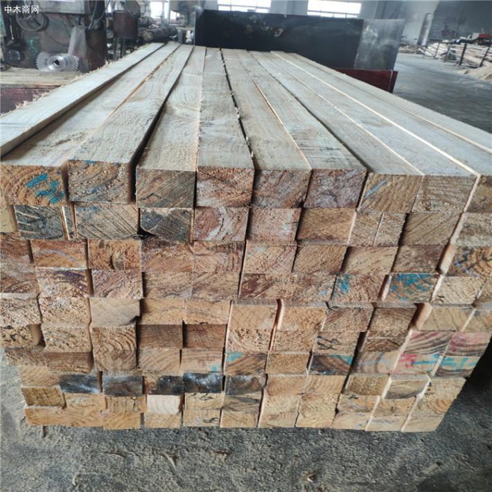 太仓市辐射松实业辐射松建筑木方