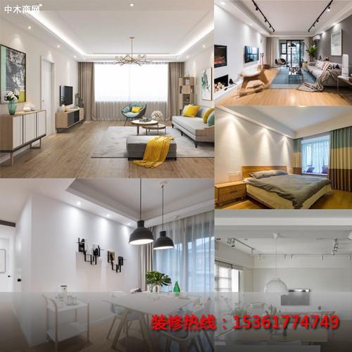 深圳毛坯房整体装修