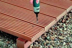 菠萝格防腐木扣板-浙江菠萝格防腐木扣板生产厂家