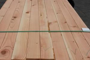 上海中木实业花旗松木板材高清图片