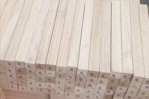 印尼橡胶木刨光料厂家直销