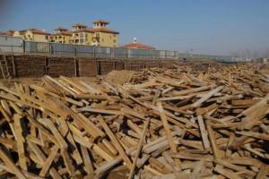 旧建筑木方大量出售