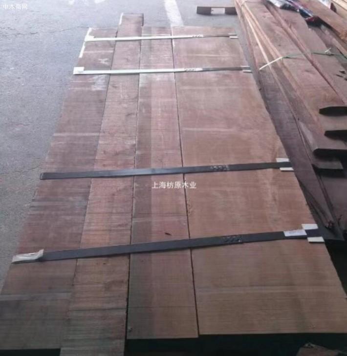 北美黑胡桃木板材价格行情_2019年05月17日
